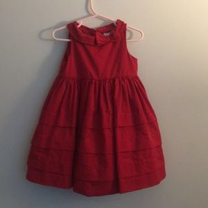 Little Girl Holiday Dress